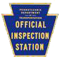 PA Official inspection station
